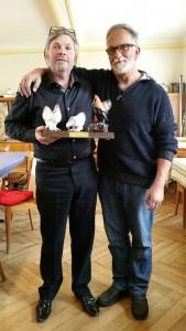 übergabe Wanderpreis Klubschau 2015